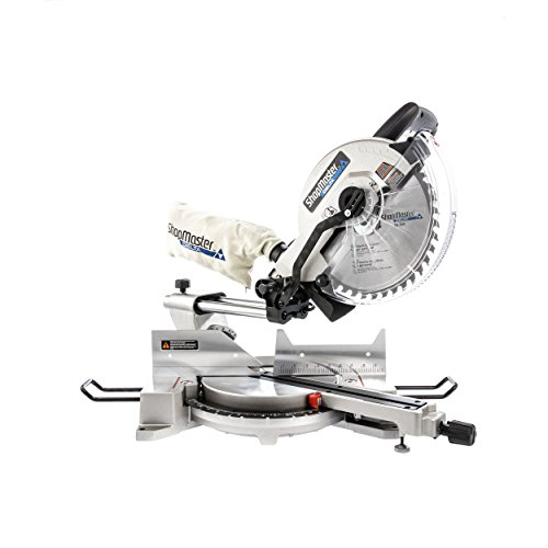 Delta S26-271L 12' Sliding Single Bevel Miter Saw With Laser, Silver