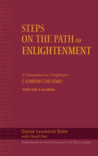 Steps on the Path to Enlightenment, Karma: Steps on the Path to Enlightenment: A Commentary on Tsongkhapa's Lamrim Chenmo, Volume 2: Karma (2)