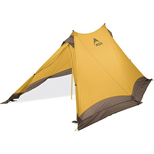 MSR TWIN SISTERS 2 PERSON TARP SHELTER (ORANGE)