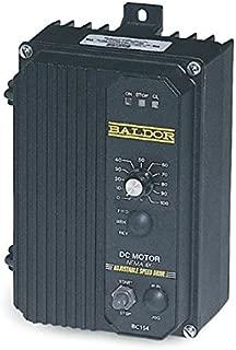 Baldor Electric, BC160, 0-90/0-180VDC, 1.5/3 HP, Nema 4X, DC Drive