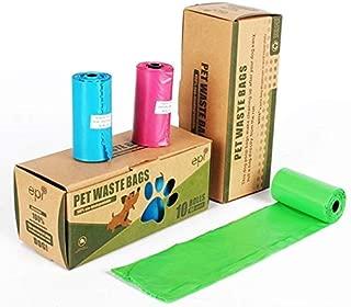 100% Biodegradable Poop Bags I Eco Friendly I 150 Bags per Box
