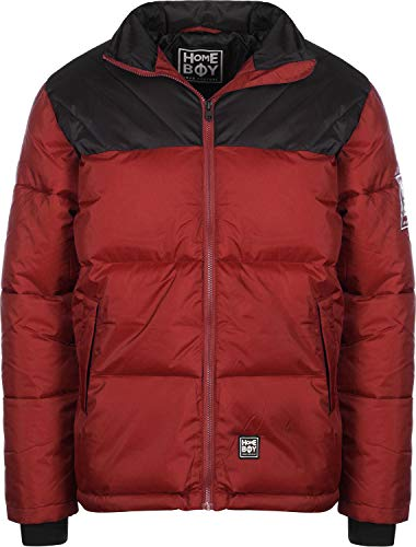 Homeboy Saddler Ark Winterjacke red