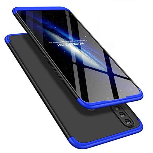 HMTECH iPhone SE/iPhone 5 5S Funda PC de plástico Duro 360 Grados...