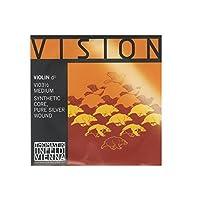 Vision ヴィジョン バイオリン弦 D線 シルバー巻 VI03 1/2