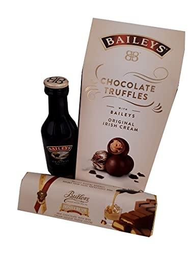 Baileys und Butlers Irische Schokoladen Spezialitäten
