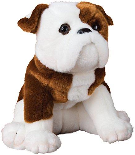 Cuddle Toys 2020 41 cm de Largo, Hardy Bulldog de Peluche
