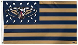 Wincraft New Orleans Pelicans NBA American Flag 3 x 5 Foot