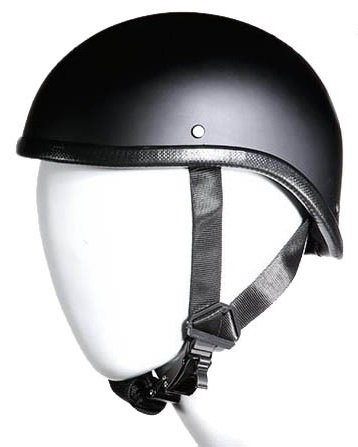 Flat Black Gladiator Novelty Motorcycle Helmet (Size 2XL, XX-Large)