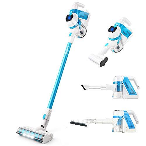 SIMPFREE 5 in 1Powerful Suction Stick Vacuum Now $98.69