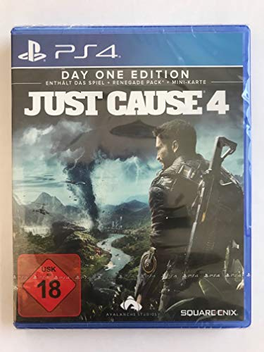Just Cause 4 PS-4 D1