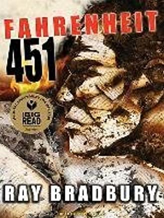 [Fahrenheit 451] (By (author) Ray Bradbury , Narrator Stephen Hoye) [published: August, 2010]