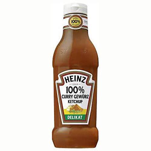 Heinz - Curry Gewürzketchup Delikat - 590ml