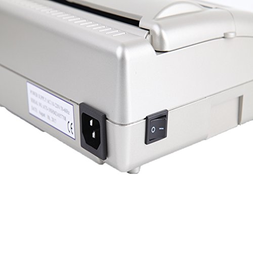 Thermofax Machine for Tattoo-Sliver Tattoo Transfer Machine Kit Thermal Stencil Copier for Printing and Transferring The Tattoo Designs Picture onto The Skin of The Person Getting The Tattoo