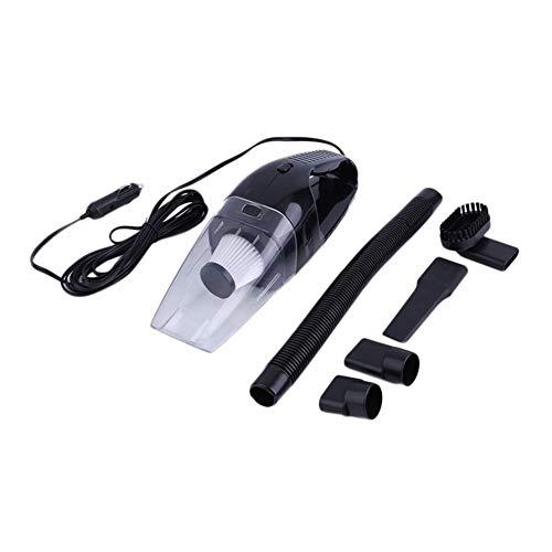 Amazing Deal YONDLEE Portable Vacuum Cleaner, 12V-120W Portable Low Noise Car Mini Handheld Vacuum C...