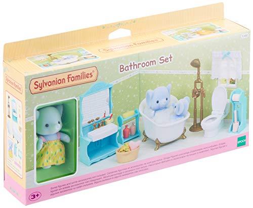 SYLVANIAN FAMILIES Mini-poupées et Accessoires, 5380, Multicolore