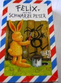 Die Spiegelburg Felix und Der Schwarze Peter Kartenspiel