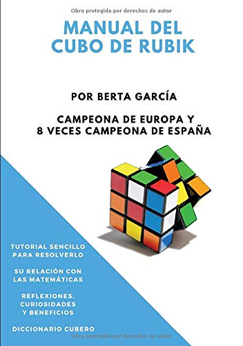Manual del Cubo de Rubik