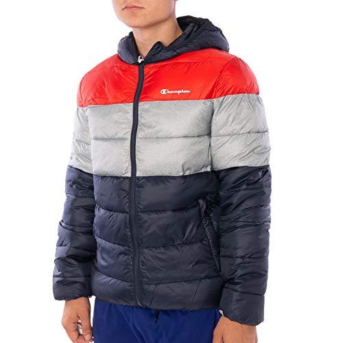 Champion Jacke Hooded Jacket Größe: XXL Farbe: RS041