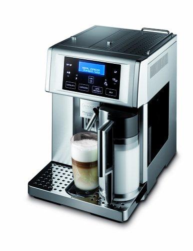 DeLonghi ESAM 6700 Kaffeevollautomat Prima Donna Avant (15 bar, 1,8 l Wasserbehälter, Milchbehälter)