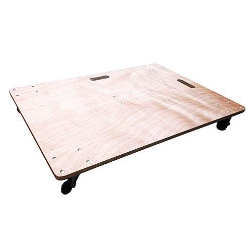 コーナンオリジナル 木製平台車 大 約90cm×60cm 大 約90cm×60cm