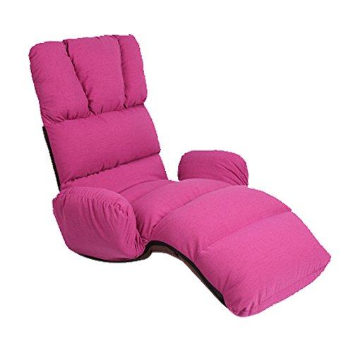ZHY Divano Divano sdraiato, Soggiorno, Sedia da Pranzo Multifunzionale per Uso Domestico, Sedia Pieghevole Lavabile smontabile (Colore : 3#)
