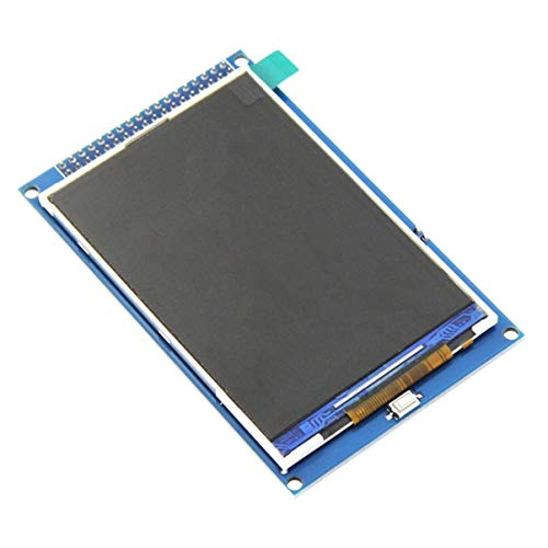 Monllack 3.5Inch Tft Spi Serial Lcd Resolution 480 * 320 3.5Inch Lcd Display For Arduino 5V/3.3V Driver Ic Ili9486 For Arduino