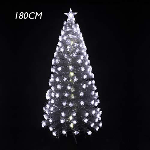 Arcoiris® Árbol de Navidad Fibra con Luces LED Árbol de F
