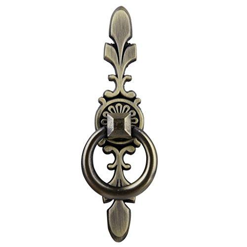 1 pc anillo Vintage para muebles de tirador acabado en bronce envejecido Color