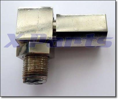Eliminator Lambdasonde Lambda MINIKAT 1013057 Spacer Metallkat 90° Lamda O2 Simulator