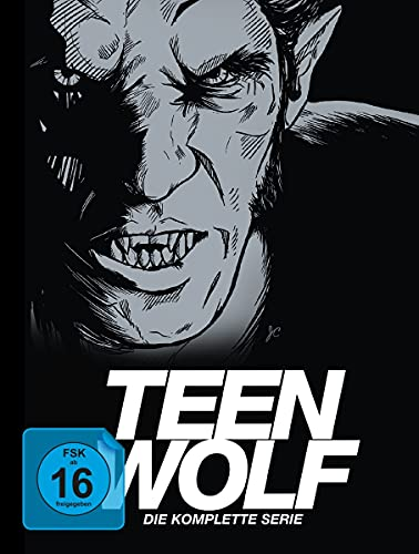 Teen Wolf - Die komplette Serie (34 Discs)