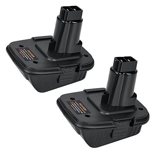weqcter DCA1820 for Dewalt Battery Adapter for 18V...