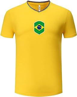 Amazon.es: Camiseta Brasil Futbol