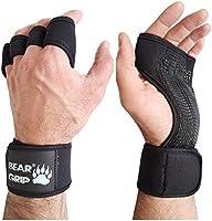 BEAR GRIP - Open Workout Handschoenen voor Crossfit, Bodybuilding, callisthenics, Powerlifting