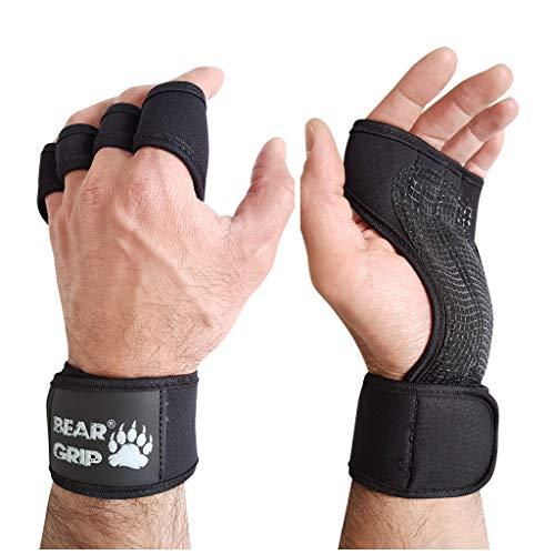 rękawiczki do wspinaczki decathlon