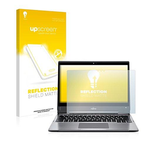 upscreen Entspiegelungs-Schutzfolie kompatibel mit Fujitsu Lifebook T935 – Anti-Reflex Bildschirmschutz-Folie Matt