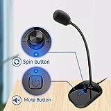 Immagine 1 xiaokoa microfono pc omnidirezionale usb