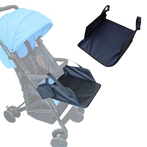 Per Kinderwagen Universal Fußstütze Erweiterte Sitz Pedal Kind Baby Regenschirm Auto Zubehör Erweiterte Sitz Länge 35 * Breite 35