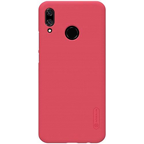 Yoodi Capa para Huawei Nova 3, capa ultrafina fosca antiderrapante rígida de policarbonato antiarranhões à prova de choque para Huawei Nova 3 - vermelha