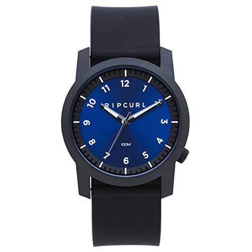 RIP CURL Cambridge Silicone Watch Blue - Spruzzatore Impermeabile Leggero -...