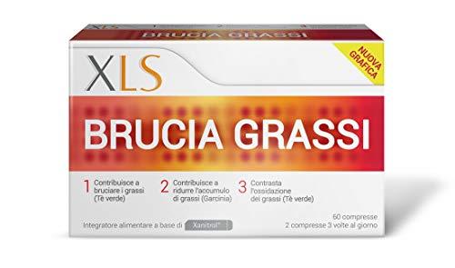 XL-S Medical Integratore Dimagrante Brucia Grassi - 60 Capsule