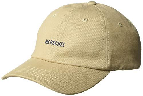 Herschel Herren Sylas Baseball Cap, Kaki verblasst, Einheitsgröße