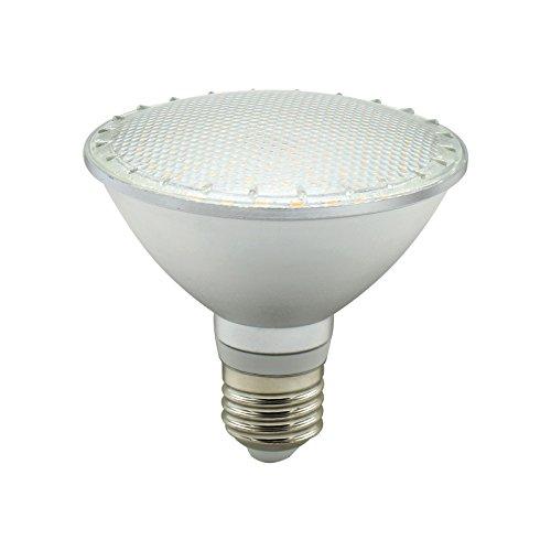 SZFC PAR30 E27 12W 1200LM Bombilla LED 220V Focos Blanco Cálido 2700K Flood luz, 220V