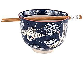 Best rice bowl with chopsticks Reviews