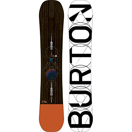 Burton Herren Freestyle Snowboard Custom 154 Wide