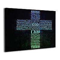 Skydoor J パネル ポスターフレーム 十字架 英語 インテリア アートフレーム 額 モダン 壁掛けポスタ アート 壁アート 壁掛け絵画 装飾画 かべ飾り 30×40