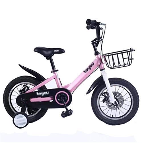 AZZ kinderfiets, met steunwiel en kidbike in 14/16 inch Cycling Kind-cadeau