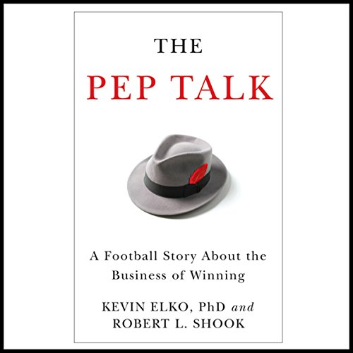 The Pep Talk cover art