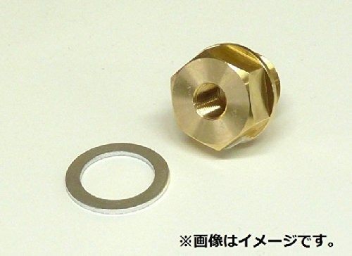 N PROJECT (エヌプロジェクト) テンプメーター センサーフィッティング(M20×P1.0) [品番] 14046