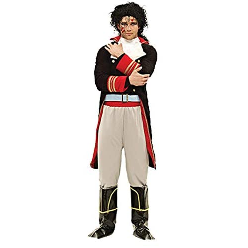 ORION COSTUMES Costume Carnevale Principe Azzurro Casanova anni 80 sexy uomo
