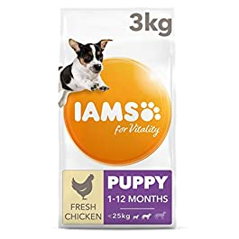 IAMS for Vitality Large Breed Puppy Dry Dog Food
